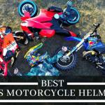best kids motorcycle helmets