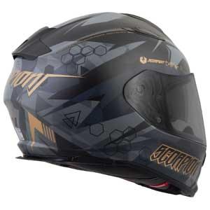 full face street helmet