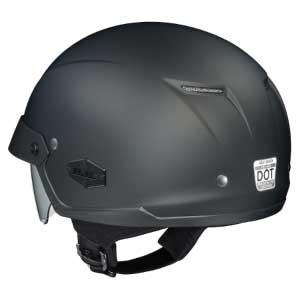 low profile helmet design